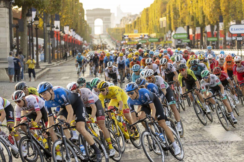 世界三大自転車レース(グランツール)とは?
