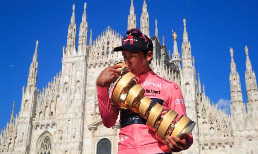 ジロ・デ・イタリア サイクルロードレース